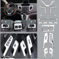 High quality  ABS Chrome Interior Garnish Molding Trim 12PCS for Toyota RAV4 RAV 4 2012 2013 2014 2015 2016 LDH (Made in Korea)
