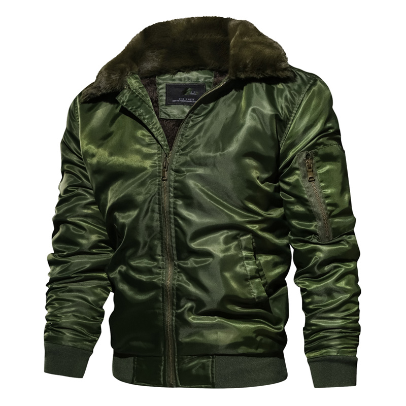 8e38aab4d1e LetsKeep Mens causal suit Jacket Men Cotton Army Jacket Coat suit collar  Mens Slim fit windbreaker jackets Plus size