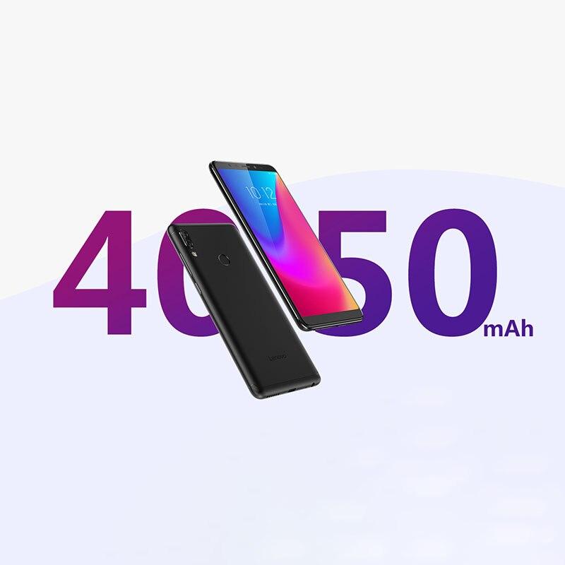 Lenovo Global Version K5 Pro смартфон с 5,99-дюймовым дисплеем, восьмиядерным процессором Snapdragon636, ОЗУ 6 ГБ, ПЗУ 64 ГБ, 4050 мАч