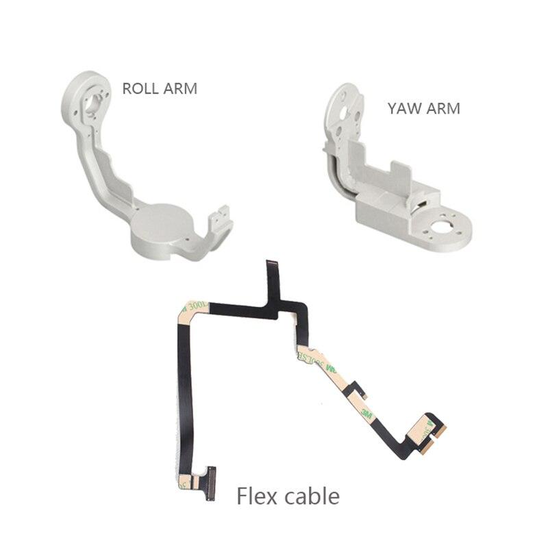 Optional DJI Phantom 4 Pro Flex Flat Ribbon Cable Roll Yaw Arm Bracket for DJI Phantom 4 Pro Plus Repair Replacement Parts