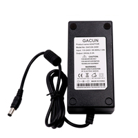 Switch Power Supply Led Driver Control Voltage Transformer 120W AC 100V 240V TO DC 24V 5A