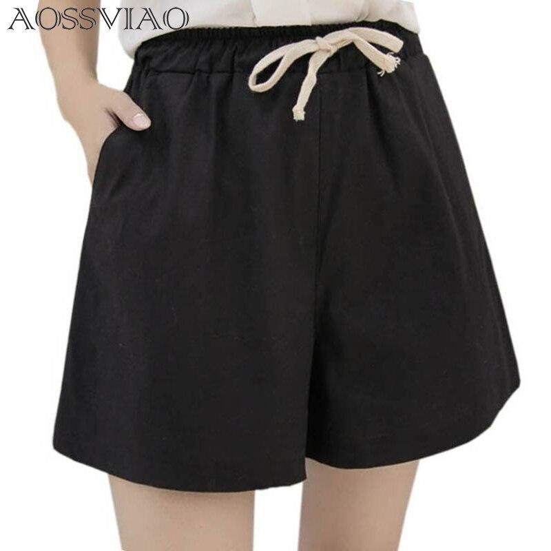 Shorts Women Short Femme 2017 Summer Style Hot Loose