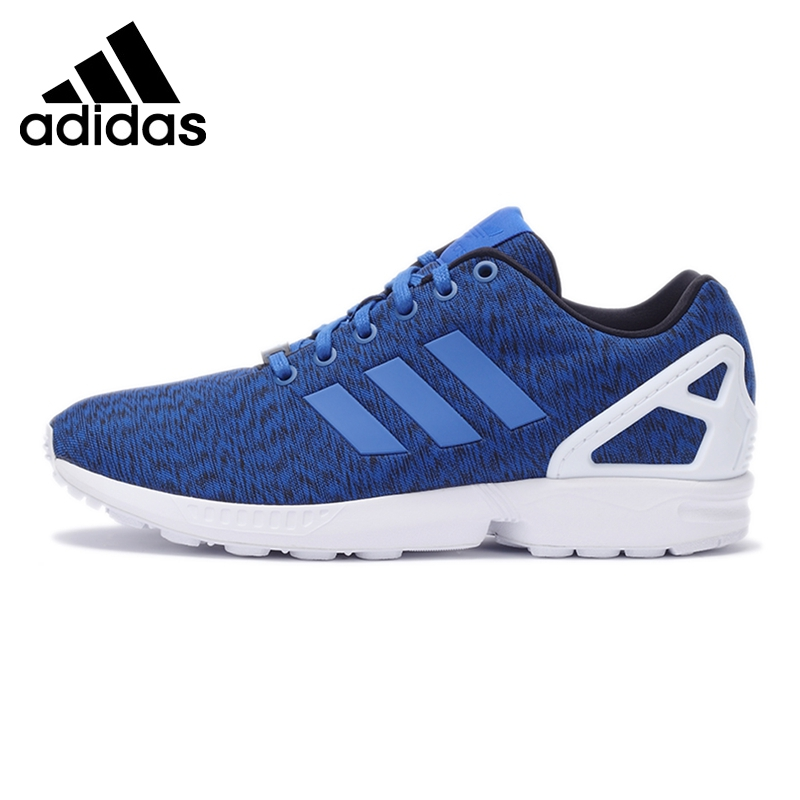 Original New Arrival Adidas Originals ZX FLUX Classics Men's Skateboarding Shoes Sneakers