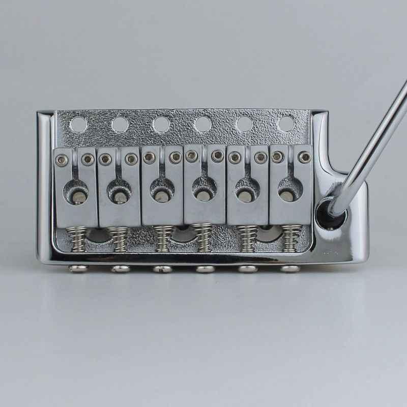 Латунь PRS стиль тремоло гитары мост полный комплект установки для PRS на заказ CE хром