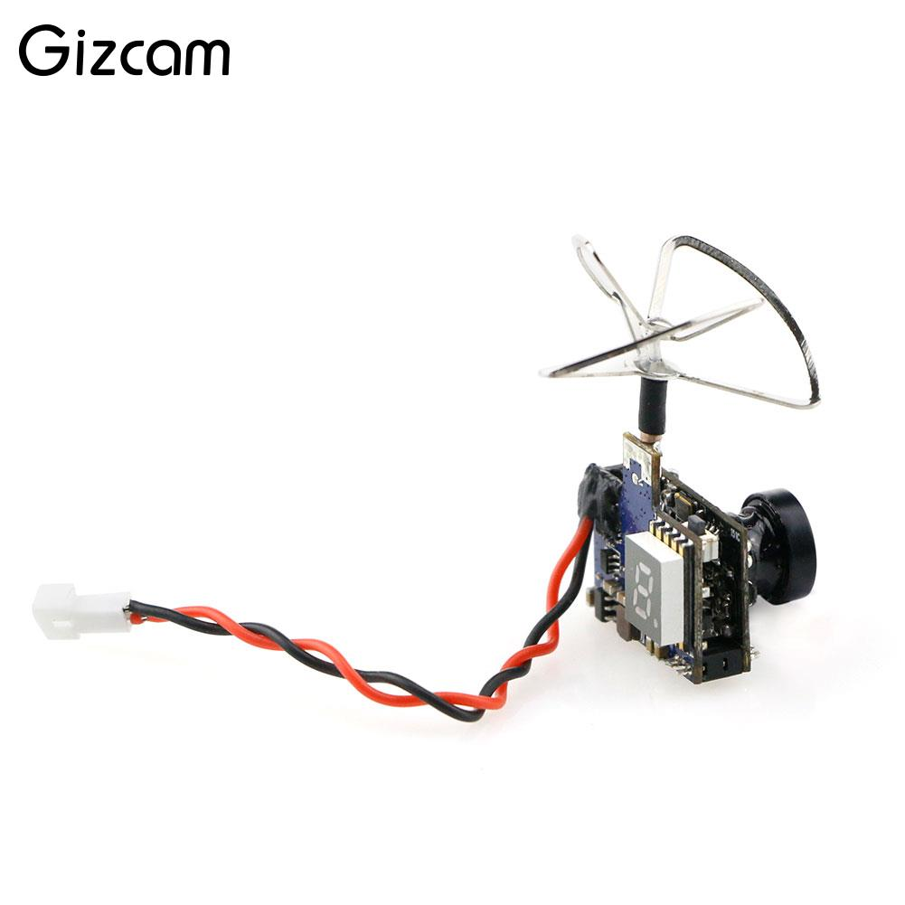 Gizcam JF 03 5.8GHz RC Black Metal Threeleaf Intersection FPV Shaped Antenna Toys