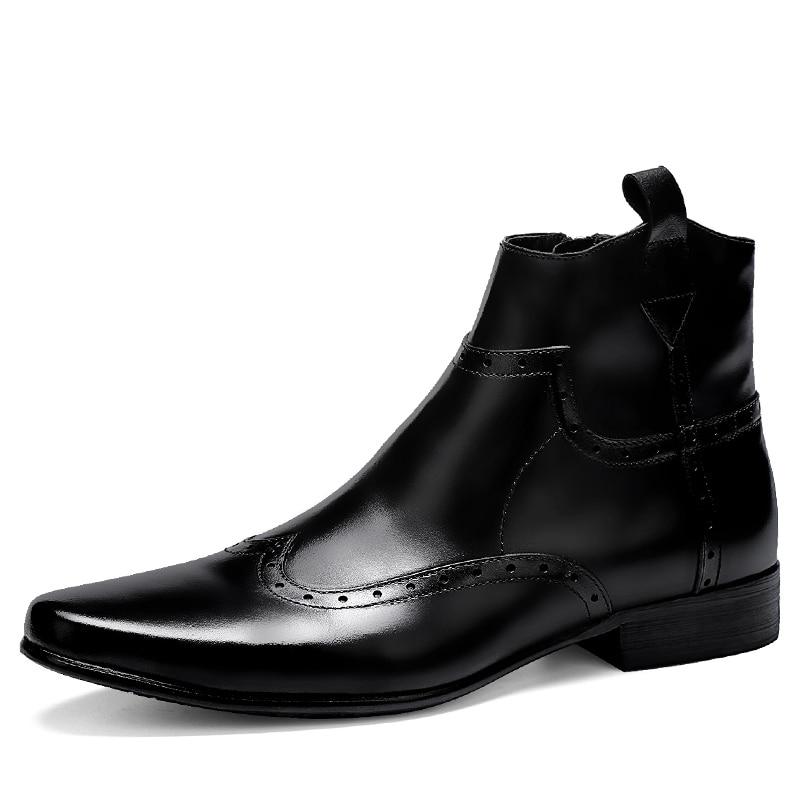 Chelsea Men\'s Boots (4)