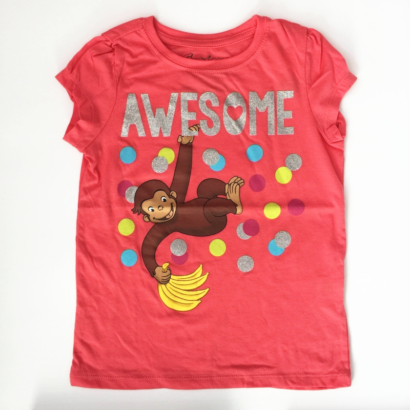 curious george shirt promotion shop for promotional