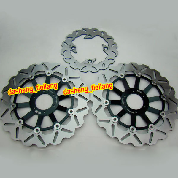 Motorcycle Front Rear Brake Disc Rotors Assembly For Honda CBR900RR/600 F3 RS125R/250R CBR400R NC23/29 CB600 HORNET 1Set bigbang 2012 bigbang live concert alive tour in seoul release date 2013 01 10 kpop