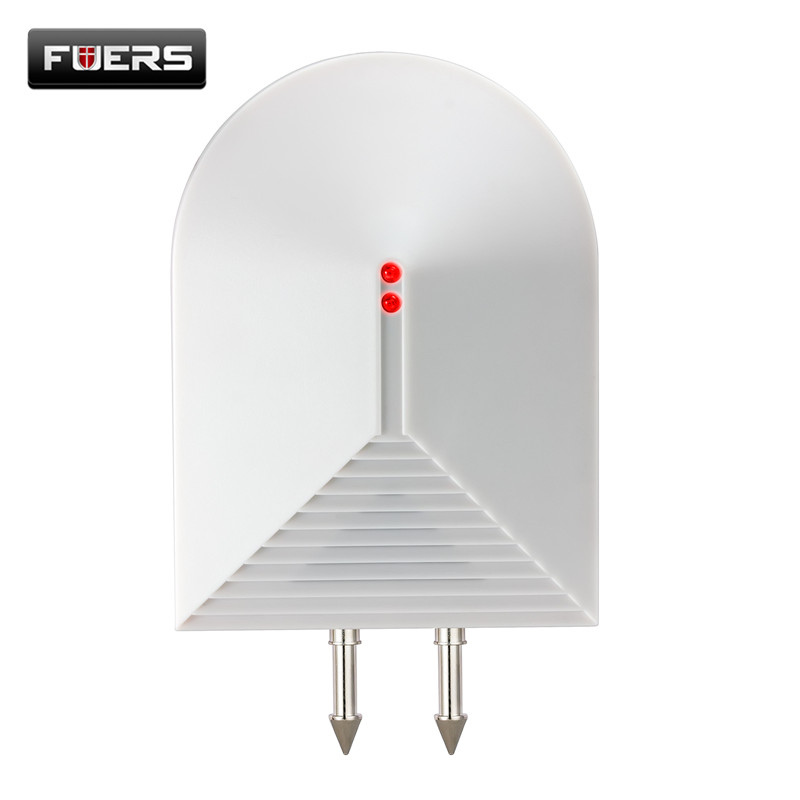 Fuers Wireless Water Intrusion Detector Provide Prompt and Accurate Location of Overflow DC 12V Wireless Water Intrusion Sensor цена