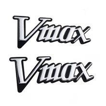 KODASKIN Motorcycle 3D Raise Universal Emblem Stickers Decal VMAX for 1200