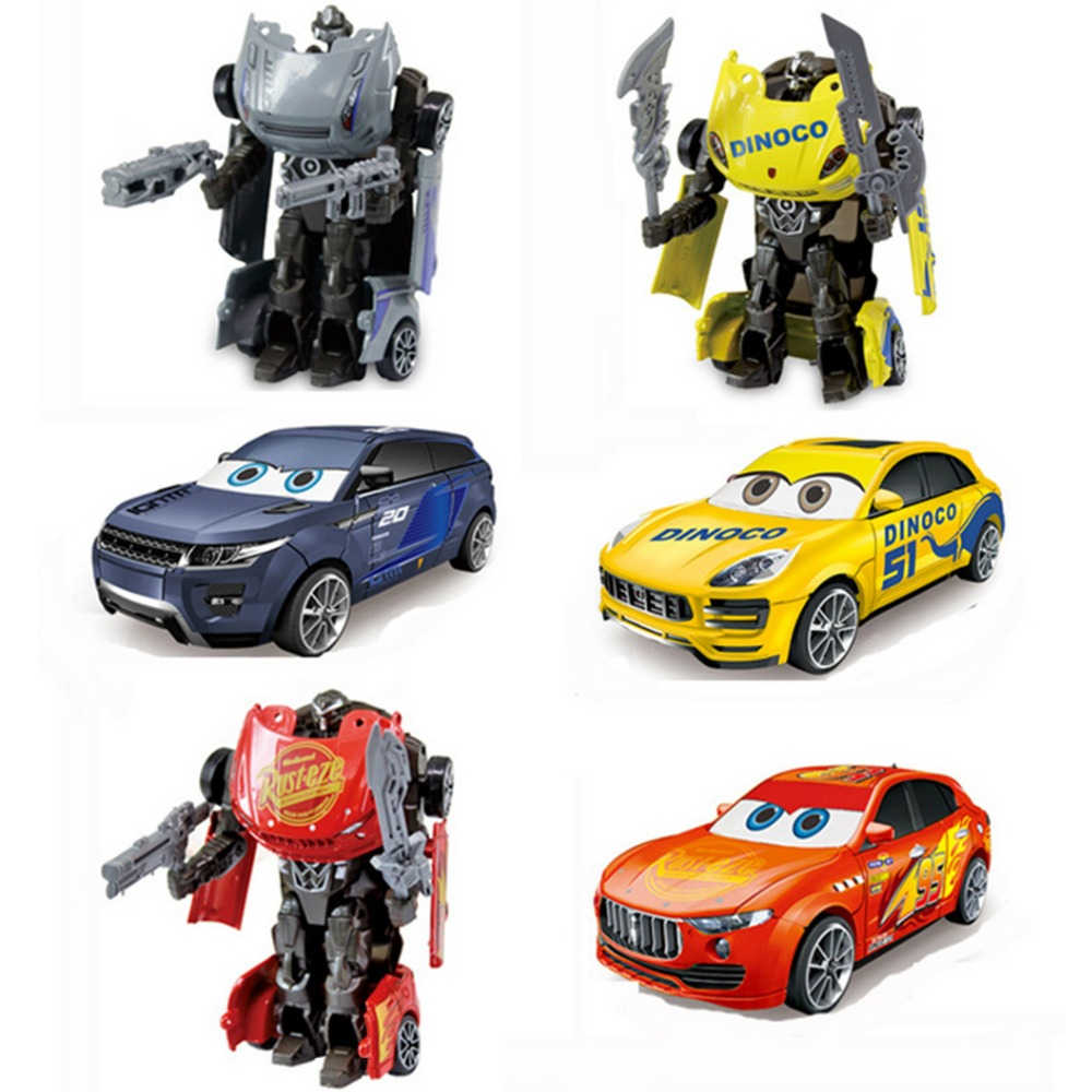 все цены на Disney Pixar Cars Toys Lightning Mcqueen Cruz Ramirez Jackson Storm 1:55 Diecast Metal Alloy Modle Car Toys Best Gifts For Kids онлайн