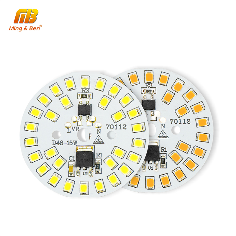 DIY LED Light Bulb 15W 12W 9W 7W 5W 3W SMD2835 LED Chip Beads 220V Smart IC LED Chip For Bulb Light Spotlight Outdoor Floodlight