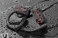 wavefun блютуз наушники водонепроницаемость ipx7 водонепроницаемые беспроводные наушники спортивный бас блютуз наушник с микрофоном для телефона iPhone просо наушников наушником гарнитура