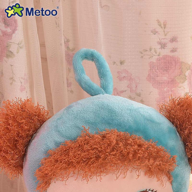 45 centímetros Doce Bonito Encantador Recheado de Pelúcia Brinquedos Do Bebê Crianças para Meninas presente de Aniversário Presente de Natal Bonito da Menina Keppel Boneca boneca Metoo