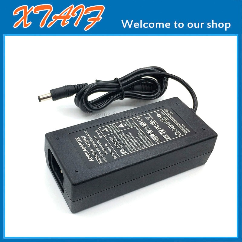 12V 4A AC//DC Adapter Power Supply For LCD Display Monitor TV Computer Laptop PC