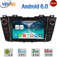 8 Android 6 0 2GB RAM 32GB ROM Octa Core 3G 4G WIFI DAB BT Car