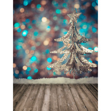 LIFE MAGIC BOX Photography Backdrop Christmas Tree Camera Fotografica Photo Backgrounds S-2468