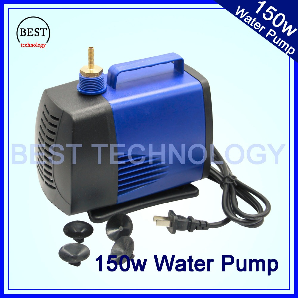 150w 220V water pump max head 5m max flow 5000L/H Multi function submersible pump!