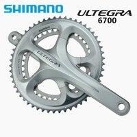 SHIMANO ULTEGRA 53/39 6700 дорожный велосипед шатун 175 мм crank