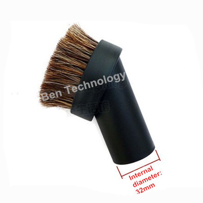 32mm ID Hair Brush Round Nozzle for Electrolux Vacuum Cleaner Parts32mm ID Hair Brush Round Nozzle for Electrolux Vacuum Cleaner Parts