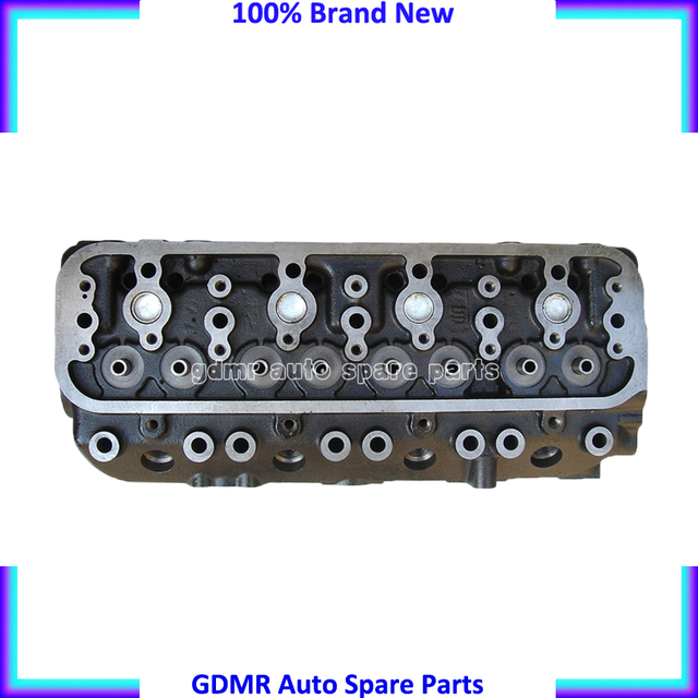 US $258 41 8% OFF|Diesel Cylinder head DL DLT for Daihatsu Rocky D Rocky TD  Delta 2765cc 2 8D OEM 11101 87C81 11101 87398 11101 87081A-in Cylinder