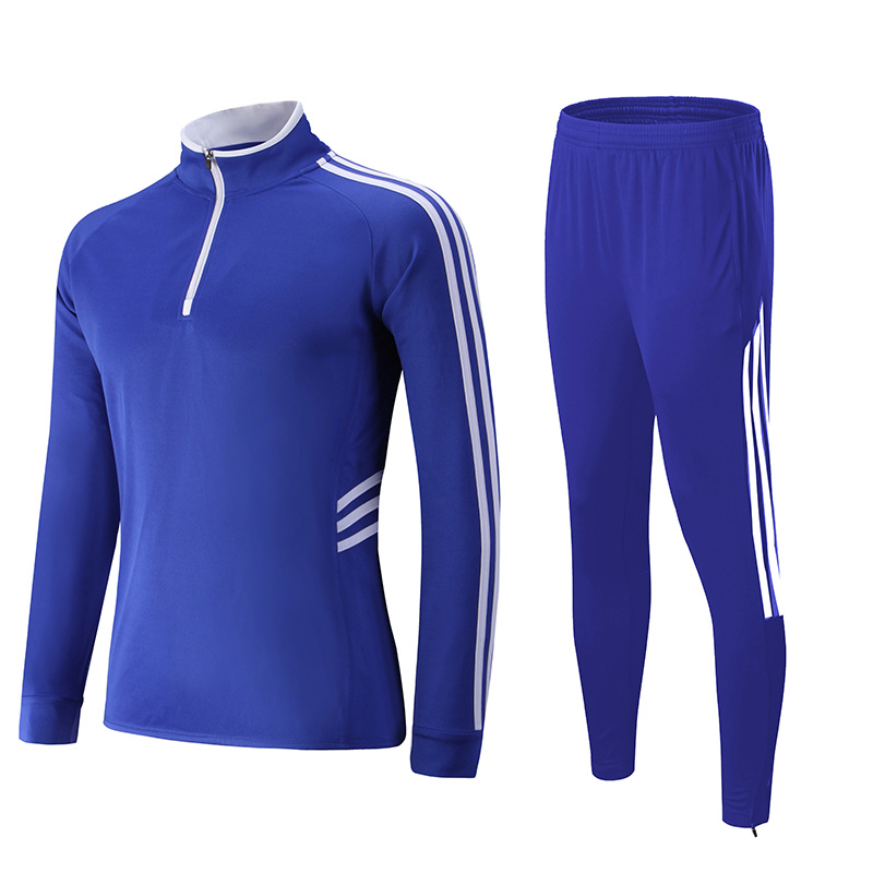 Soccer Jerseys Men Women Kids Football Tracksuit Kits Soccer sweater Sets Running Traini ...