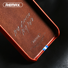 REMAX Patron Series Case with Card Pocket for IPhone X