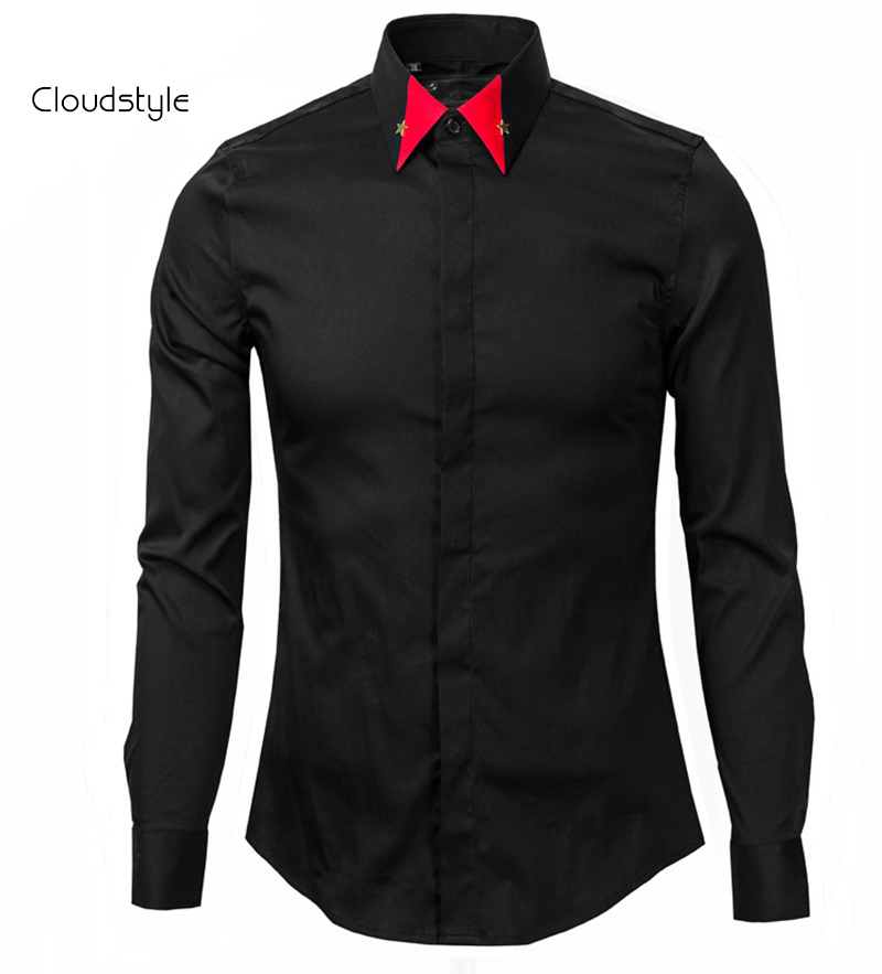 Online get cheap black tie shirt alibaba for Black shirt and black tie