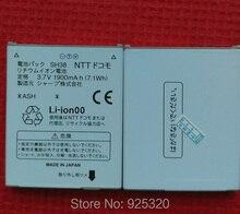Free shipping, Original  SH38 battery For Smart cellphone ASH29415 Battery for sharp AQUOS PHONE sv SH-10D smart Mobile phone
