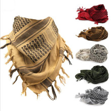 5 pcs Thick Military Tactical Scarf Outdoor Sports Cycling Riding Variety Turban Veil Multi Head Scarves Face Bandanas
