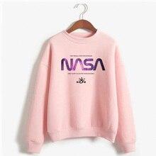 Hot Sale Ariana Grande Space Sweatshirt Women Hoodi