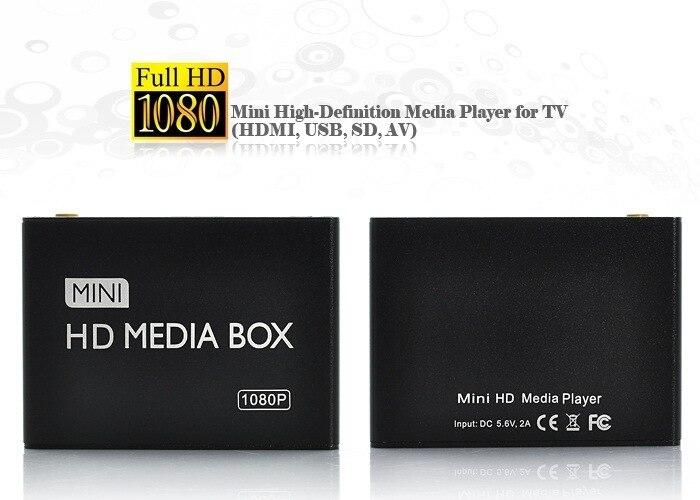 Cheap external media player