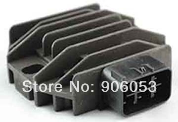 Motorcycle Voltage Regulator Rectifier For Yamaha YFM450 Grizzly 4WD  2007-2011 08 09 10