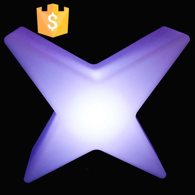 Hot sale decorative star led light Christmas Star Light LED Shooting free shipping