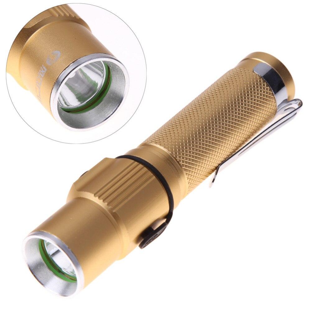 3000 Lumens Flashlight XPE Q5 LED 3 Modes