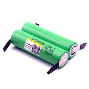 Image 4 - Liitokala original 18650 2500mAh Battery INR1865025RM 3.6 V Discharge 20A Dedicated Battery Power DIY Nickel