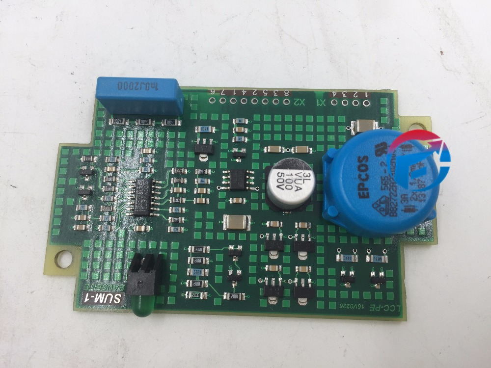 SUM1 61.165.1561 amplifier circuit board for Heidelberg printing machine CD102 SM102 Compatible New 1 piece water sensor for heidelberg sm102 cd102 machine