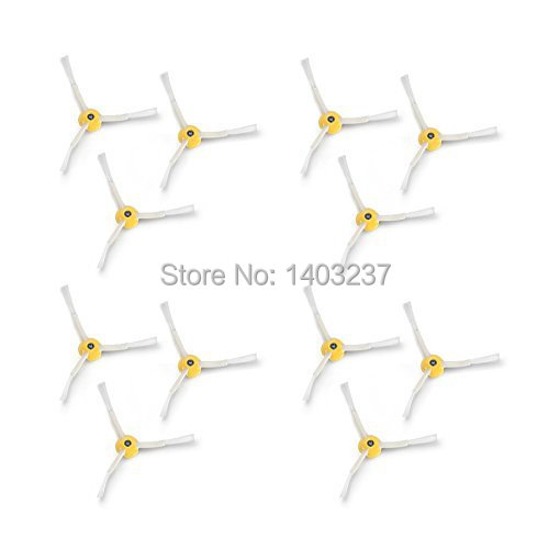 12 pack 3 armed Side Brush replace for irobot Roomba Vacuum 800 Series 880 870 900 series 980 Vacuum Cleaning Robotic Accessory