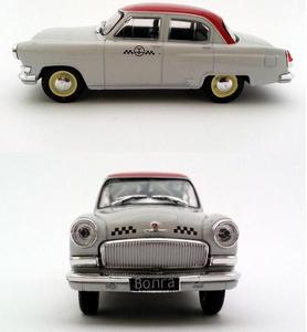 Image 3 - 1:43 scale alloy car models, high simulation Volga TAXI car toys,diecast metal model,educational toy vehicles,free shipping