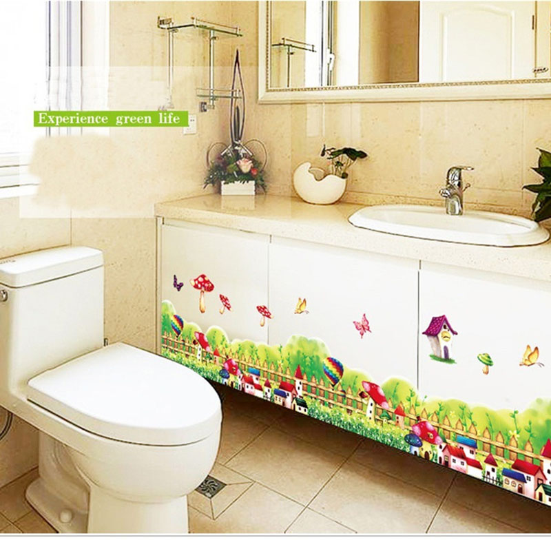 3D Butterfly Wall Sticker For Kids Room Kitchen or Bathroom ...