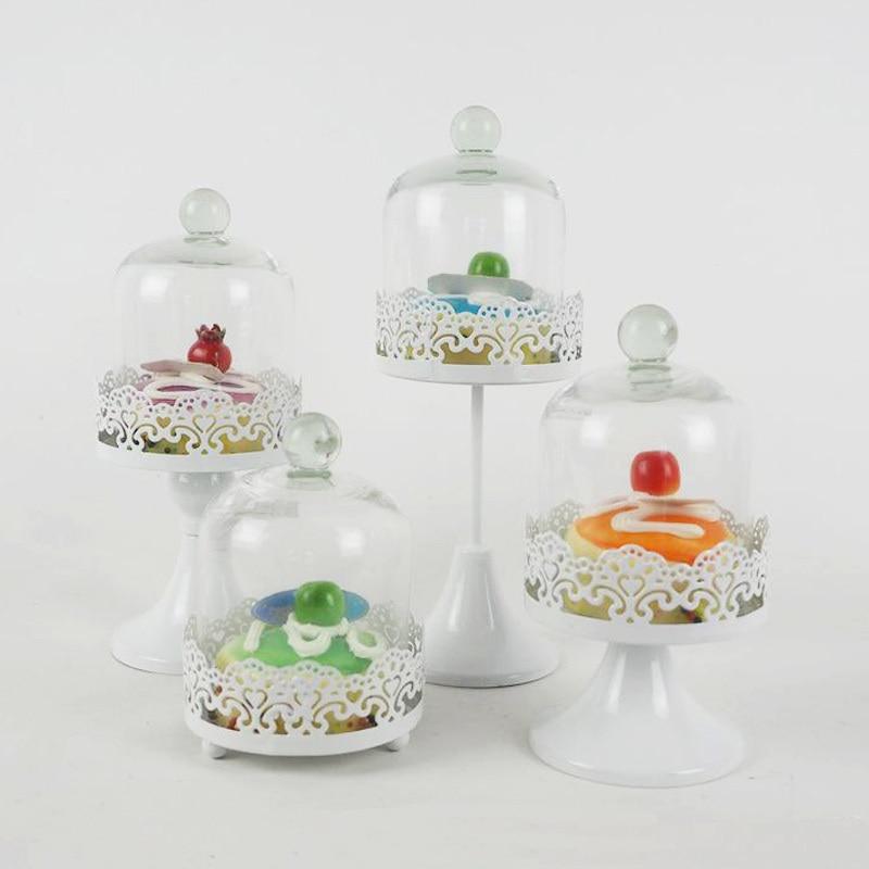 Diy Glass Cake Stand