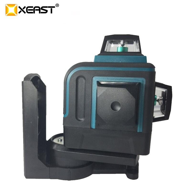 Werkzeuge Laserspiegel Motiviert Xeast Neue 12 Linien 3d Blau Laser Ebene Selbst Nivellierung 360 Horizontale Und Vertikale Kreuz Grün Laser Strahl Mit Tilt & Outdoor Modus Eine Hohe Bewunderung Gewinnen
