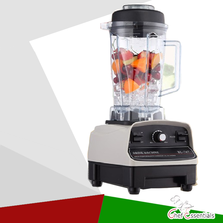 BL-767 Commercial Blender Mixer Juicer Heavy Duty High Power Food Processor Ice Smoothie Bar Fruit Electric Blende 2200 w heavy duty commercial blender mixer 2l high power potato food machine robot ice blender bar fruit blender electric 6800