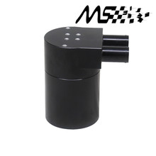 ФОТО  Performance Black Aluminum oy Reservior Oil Catch Can Tank for BMW
