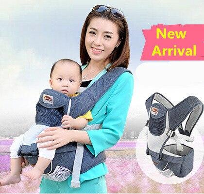Baby перевозчик слинг Четыре Сезона дышащий ребенок талии стул многофункциональный косой плечи назад сиденье стула младенца