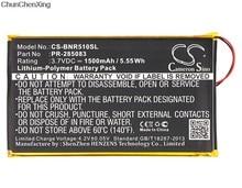 Cameron Sino 1500mAh Battery PR-285083 for Barnes & Noble BNRV510, Nook Glowlight Plus 2015, For Kobo Glo HD