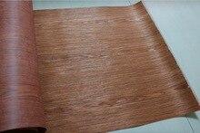 Placage classique en peau de cerise, largeur: 62cm, L:2.5 mètres dépaisseur: 0.25mm, tissu non tissé à larrière, 2 pièces