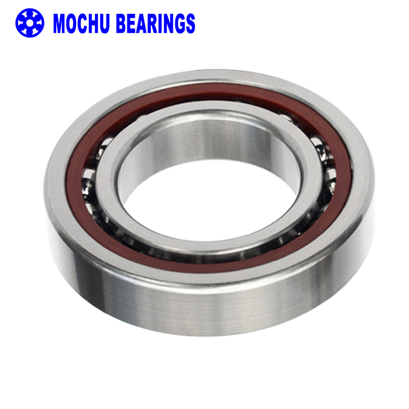 1pcs 71903 71903CD P4 7903 17X30X7 MOCHU Thin-walled Miniature Angular Contact Bearings Speed Spindle Bearings CNC ABEC-7 1pcs 71821 71821cd p4 7821 105x130x13 mochu thin walled miniature angular contact bearings speed spindle bearings cnc abec 7