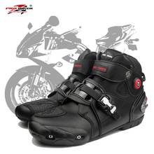 professional motorbike motorcycle boots motocross racing boo