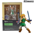 The Legend of Zelda 2: A Link Between Worlds Ver. Figma 284 PVC Action Figure Collectible Model Toy 14cm Christmas Gift